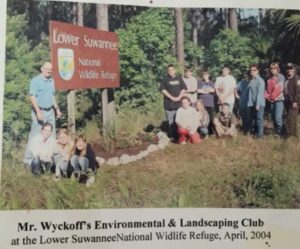 Art Wyckoff Teaching Class